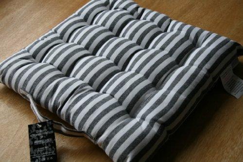 homescapes dekoratives stuhlkissen mit tragegriff 40 x 40. Black Bedroom Furniture Sets. Home Design Ideas