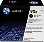 HP 90X High Yield Black Original Lase...