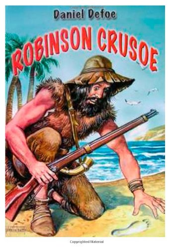the book report of robinson crusoe essay Robinson crusoe free essay, term paper and book report robinson crusoe was written by daniel defoe the novel was firstpublished in 1719 it tells the story of a young explorer who becomes maroonedon a deserted island.