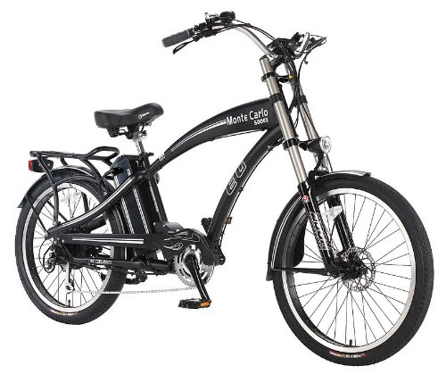 Eg Monte Carlo 500 Ex Electric Bike