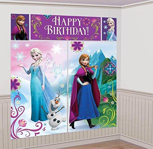 1 X Disney Frozen Scene Setter - 1