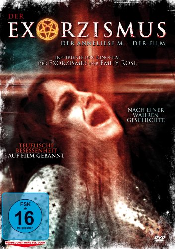 Der Exorzismus der Anneliese M. - Der Film, DVD