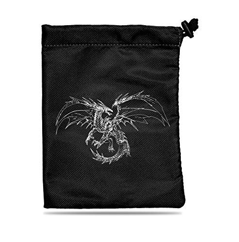 UP - Dice Bag - Treasure Nest - Black Dragon