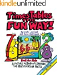 Times Tables the Fun Way Book for Kid...