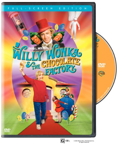 Willy Wonka & the Chocolate Factory (Full Screen Special Edition) (1971)