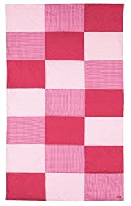 sigikid - 49102 - Couverture - Patchwork Rose