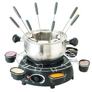 bestseller in elektrische fondues wiki best verkauf mia ff4132 fondue set mit saucensch lchen. Black Bedroom Furniture Sets. Home Design Ideas