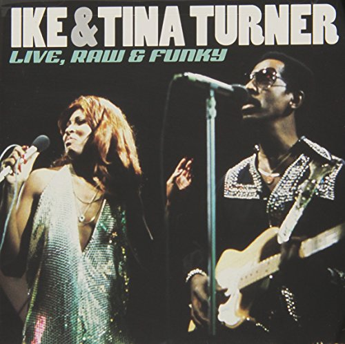 Ike and Tina Turner-Live Raw and Funky-(GA-CD-941)-CD-FLAC-2008-WRE Download