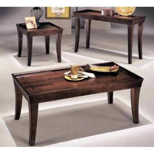 Newhouse cocktail table by ashley furniture for Coffee tables amazon