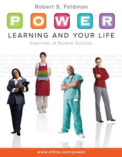 P.O.W.E.R. Learning and Your Life: Essentials of Student...