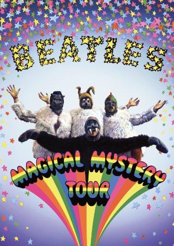THE BEATLES マジカルミステリーツアー