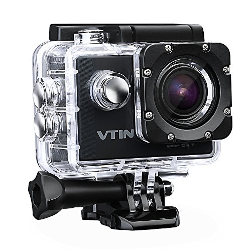 Action Kamera WIFI 2,0 Zoll, VTIN Full HD 1080P Sport Action...
