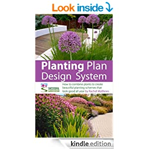 Planting Plan Design System how to combine plants to