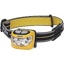 Energizer Industrial Brilliant Beam Headlamp, 3 modes
