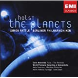 The Planets/+von &#34;Simon Rattle&#34;