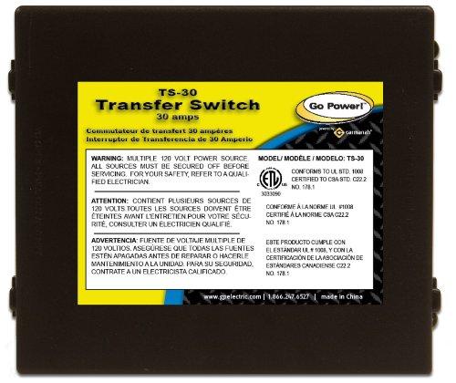 Generac 6387 75-Foot 30-Amp Generator Cord with NEMA L14-30 Ends for Maximum 7,500 Watt Generators