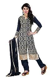 Harsiddhi creation Net Women Salwar Suit Sets