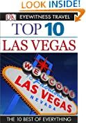 Top 10 Las Vegas (EYEWITNESS TOP 10 TRAVEL GUIDES)
