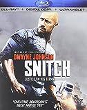Snitch [Blu-ray + UltraViolet + Digital Copy]