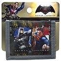 Batman vs Superman Non- Woven Bifold Wallet on Card