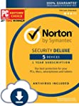 Norton Security Deluxe - 5 Devices [D...