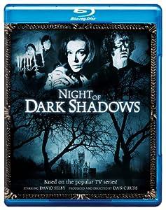Night of Dark Shadows [Blu-ray] from Warner Home Video