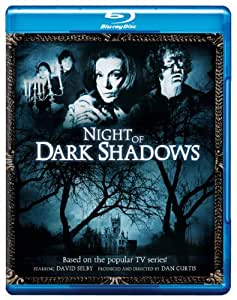 Night of Dark Shadows [Blu-ray]