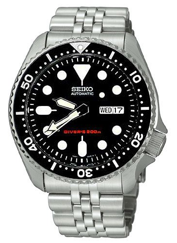 Seiko 5 Diver Mens Automatic Watch SKX007K2