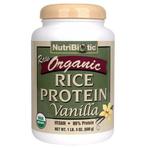 Vegan rice powder