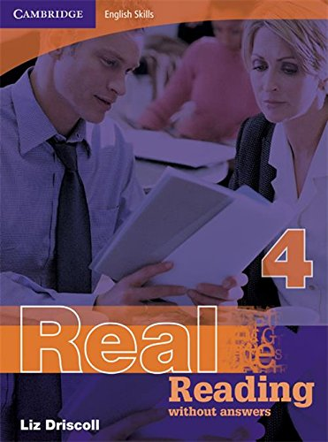 Cambridge English Skills Real Reading 4 without answers: Level 4
