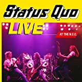Status Quo Album - Live at the Nec (Front side)