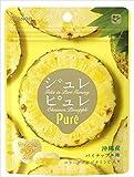 カンロ  ジュレピュレ 沖縄パイナップル  63g×6袋