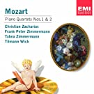 Mozart : Piano Quartets No. 1 K478 and No. 2 K493