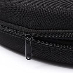 Ginsco Headphone Carrying Case Storage Bag Pouch for Sony MDRXB950BT/B ZX110 V55 Sennheiser HD 202 II HD218 HD228 HD238 from Generic