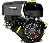 Lifan LF190F-BQ 15 HP 420cc 4-Stroke OHV Industrial Grade Gas Engine with Recoil Start and Universal Mounting Pattern
