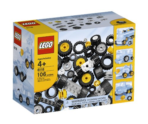 LEGO Model 6118: Wheels