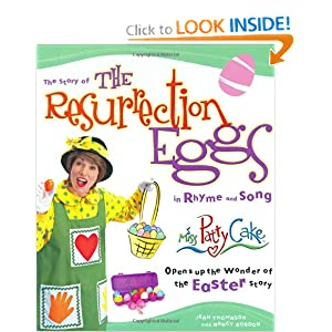 The Story of the Resurrection Eggs in Rhyme & Song (Parenting)