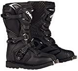 O'Neal Youth Rider Boots (Black, Size 5)