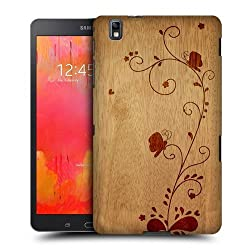 Head Case Designs Swirl Wood Art Protective Snap-on Hard Back Case Cover for Samsung Galaxy Tab Pro 8.4 T325 T320