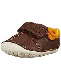 Clarks Tiny Joe Velcro Shoe (Infant/Toddler)