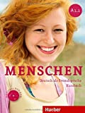 img - for Menschen Sechsbandige Ausgabe: Kursbuch A1/1 MIT DVD-Rom (German Edition) book / textbook / text book