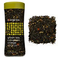 Green Tea Cinnamon Orange Loose Leaf Tea - 4oz