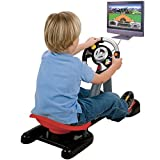 CP Toys Plug and Play Virtual Driver Interative Console with...