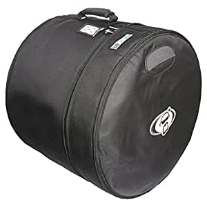 protection racket 22 x 18 bass drum soft case musical instruments