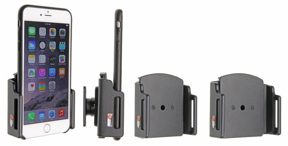 Brodit 511667 - Soporte (Teléfono móvil/smartphone, Pasivo, Coche) Negro  Electrónica Más información y revisión del cliente