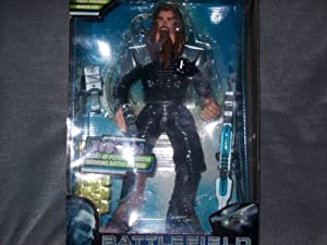 Terl Deluxe Action Figure (Battlefield Earth)