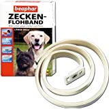Beaphar 75408 Zecken Flohband S.O.S Hund, 60 cm