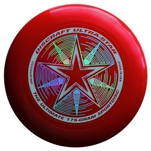 discraft-ultra-star-175g-ultimate-frisbee-starburst-rot