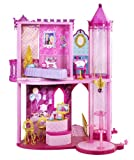 Barbie Princess Charm School Castle
