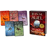 Earth Children Collection 6 Books Set Pack (The Land of Printed Caves, The Cl...